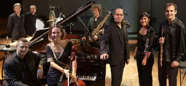 contemporanea  Ensemble Sinkro suena en el Festival Internacional de Música Carmelo Bernaola