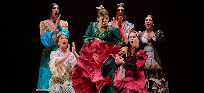 espanola  Israel Galván y Manuel Liñán cierran el año en los Teatros del Canal