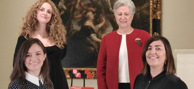 premios  La Asociación GEMA entrega sus Premios a la Creatividad e Innovación en la Música Antigua