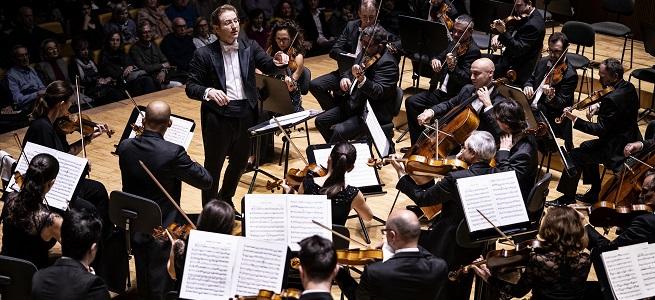 clasica  La Orquesta de Valencia bajo la dirección de Ramón Tebar interpreta una adaptación inédita de Egmont, de Beethoven
