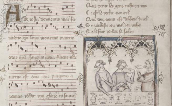 cursos  Curso de Interpretación de Música Medieval del grupo Egeria
