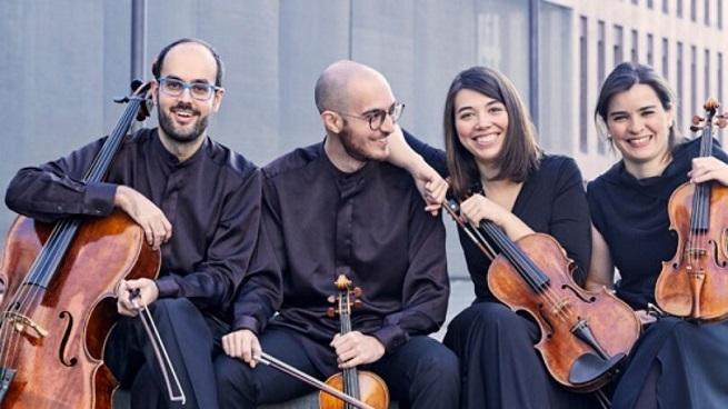 clasica  El Cuarteto Cosmos y el violonchelista Lluís Claret protagonistas en el Círculo de Cámara