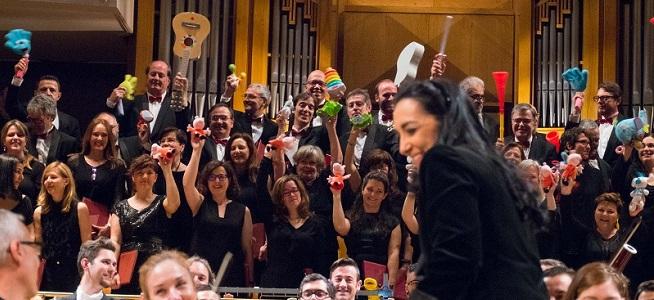 para ninos  Vuelve el concierto Música y Juguetes con la Orquesta Metropolitana y Coro Talía para disfrutar en familia