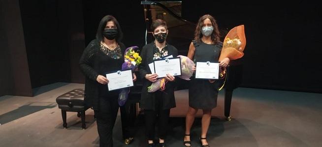 convocatorias concursos  IV Concurso Internacional de Composición María de Pablos