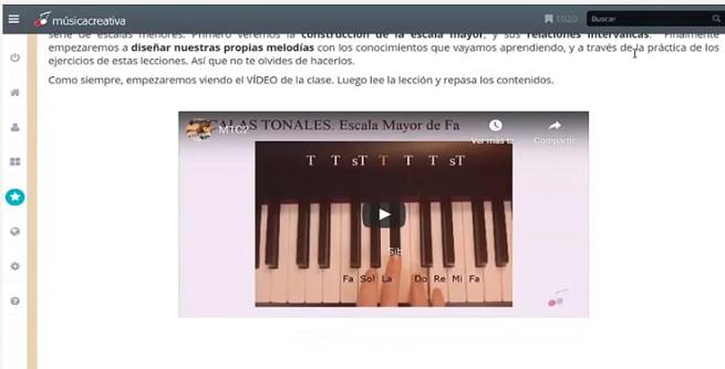 cursos  Curso online de armonía para todos los instrumentos