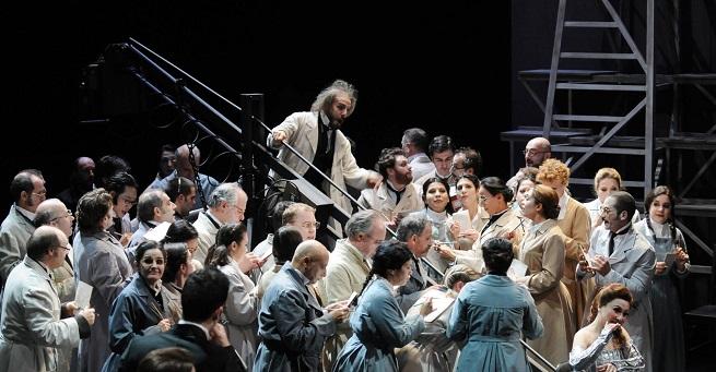 lirica  Les contes dHoffmann, de Offenbach regresa al Liceu con las grandes voces de John Osborn y Ermonela Jaho
