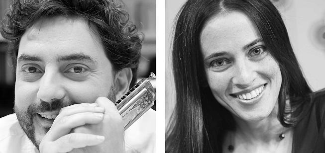 clasica  Concierto de Antonio Serrano, armónica y Constanza Lechner, piano de Juventudes Musicales de Valladolid