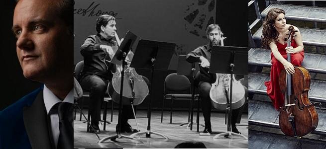 temporadas  XVII Ciclo Maestros Internacionales 2021 de la Fundación Eutherpe en el Auditorio Ciudad de León