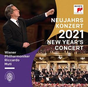 novedades  Sony lanza el Concierto de Año Nuevo 2021 dirigido por Riccardo Muti