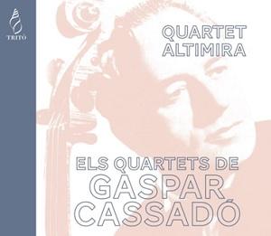 novedades  Se recuperan los cuartetos de cuerda de Gaspar Cassadó
