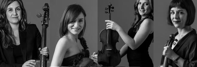 clasica  Quintetos con piano de Schumann y Kats Chernin en la Matinée de Miramon de este sábado