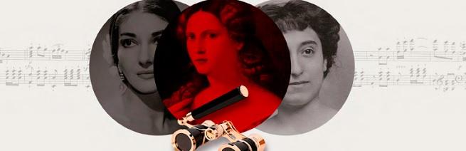 cursos  El papel de las mujeres en la historia de la ópera, curso en el Teatro Real