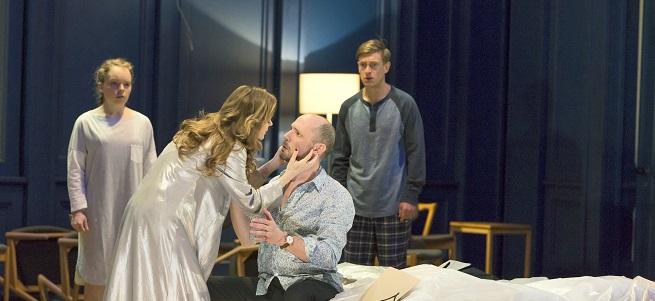 lirica  Estreno en el Liceu de Lessons in love and violence, de George Benjamin