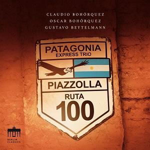 cdsdvds  Patagonia Express Trío. Conmemorando los cien años de Astor