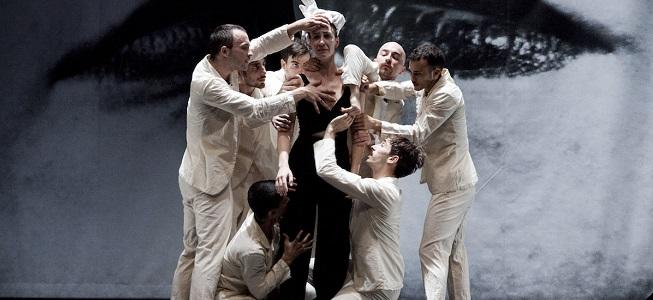 contemporanea danza  Man Ray, danza sobre la fetichista relación del artista con su musa en los Teatros del Canal