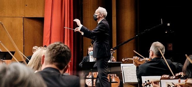 clasica  Nueva retransmisión por streaming de la Real Filharmonía de Galicia