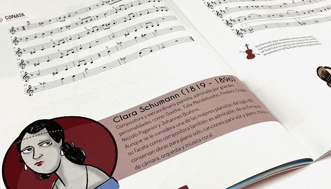 novedades  La editorial Musicaeduca presenta el segundo volumen de Mi dúo de piano