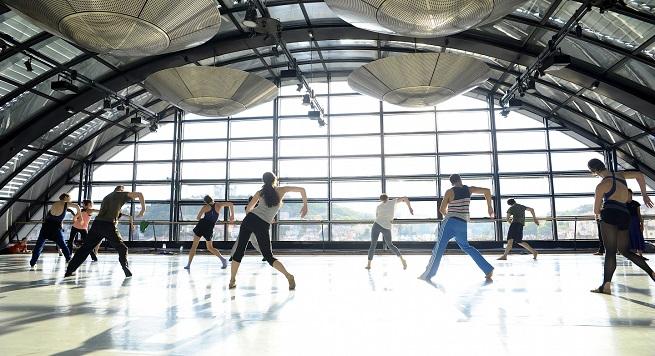 pruebas de acceso  Audiciones del Ballet de lOpéra de Lyon