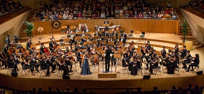 clasica  XXV Ciclo La generación ascendente de la Escuela Superior de Música Reina Sofía