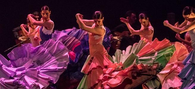 espanola  El Ballet Nacional de España invoca el duende de la danza española en el Centre Cultural Terrassa