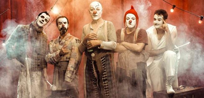 para ninos  El circo llega al Teatro Arriaga con Gran Reserva