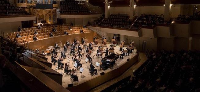 temporadas  La Orquesta y Coro Nacionales de España propone la nueva programación de abril a junio de 2021