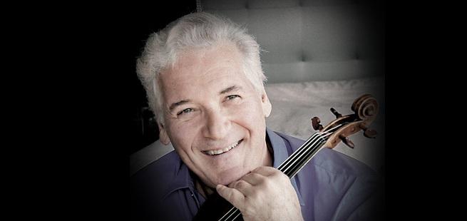 clasica  Pinchas Zukerman visita la temporada de La Filarmónica con Amanda Forsyth al violonchelo y Shai Wosner al piano
