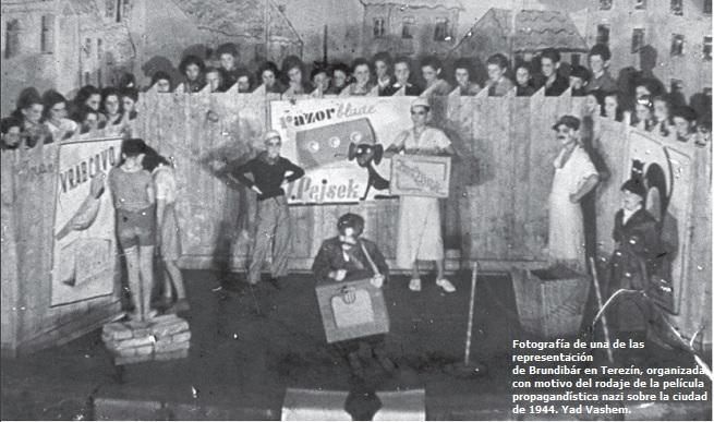 contemporanea  Ciclo de Conciertos Terezín: componer bajo el terror, de la Fundación Juan March