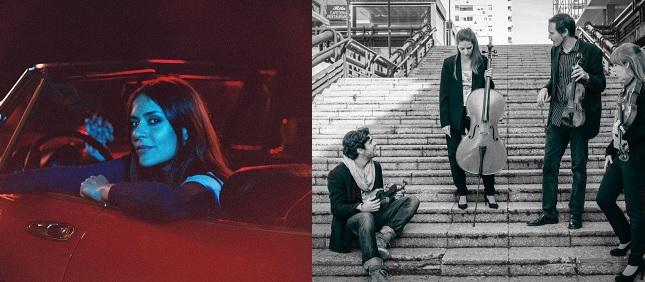 festivales  Maika Makovski, elCuarteto Bauhaus, o el Cuarteto Leonor en la segunda semana del Festival Internacional de Arte Sacro