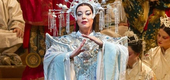 temporadas  Cine Yelmo presenta la nueva temporada de ópera del Met de Nueva York con el estreno de Turandot