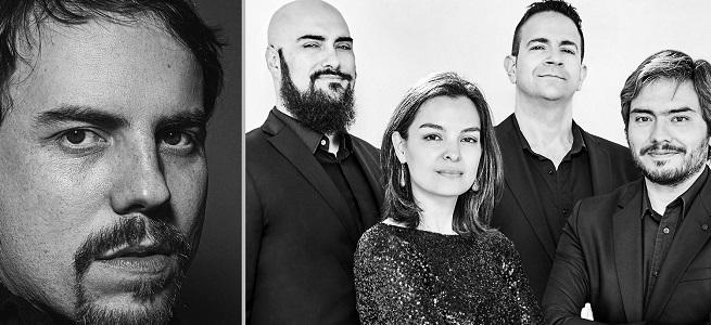 jazz y mas  Daniel García Jazz Trio + Quinteto Vocal Vandalia en el FIAS: Un acontecimiento musical con todas las letras