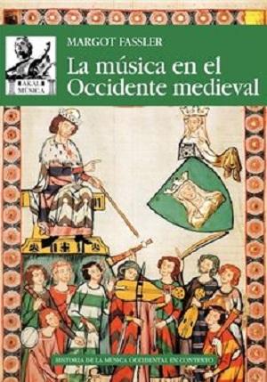 libros  La música en el Occidente medieval