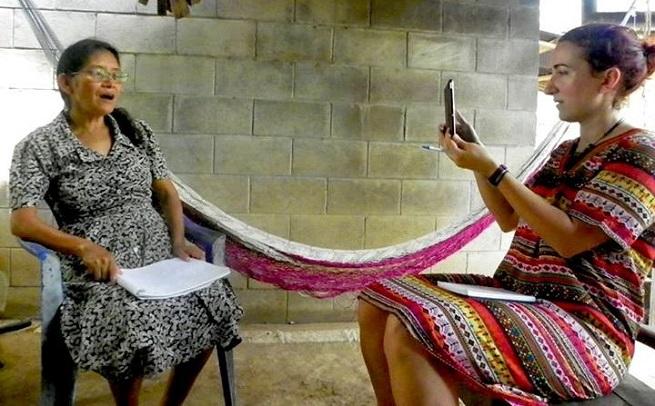 musicas del mundo  La lengua náhuat, de El Salvador, en peligro de extinción