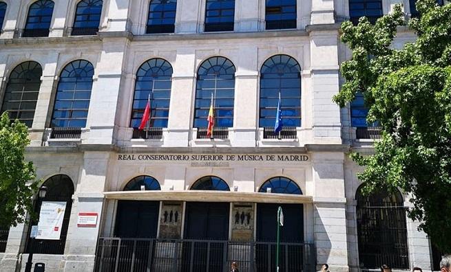 actualidad de centros  Abierto el plazo para el Acceso al Real Conservatorio de Música de Madrid