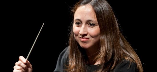 clasica  Joana Carneiro debuta como principal directora invitada de la Real Filharmonía de Galicia