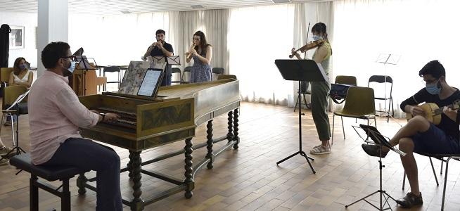 festivales  La Academia Barroca del Festival de Granada que lidera Aarón Zapico preparará la ópera The Fairy Queen, de Henry Purcell