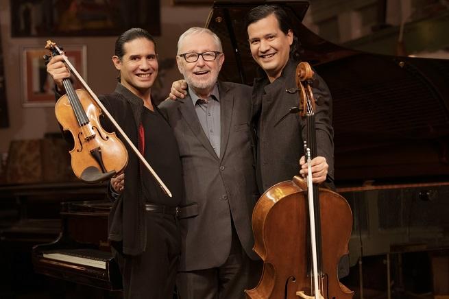 entrevistas  Piazzolla cumple cien años
