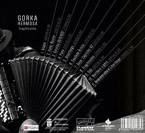 novedades  Gorka Hermosa presenta su nuevo disco Fragilissimo