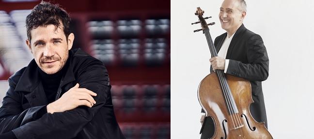 clasica  Andrés Salado dirige a Asier Polo y la Orquesta de Extremadura en Badajoz y Plasencia