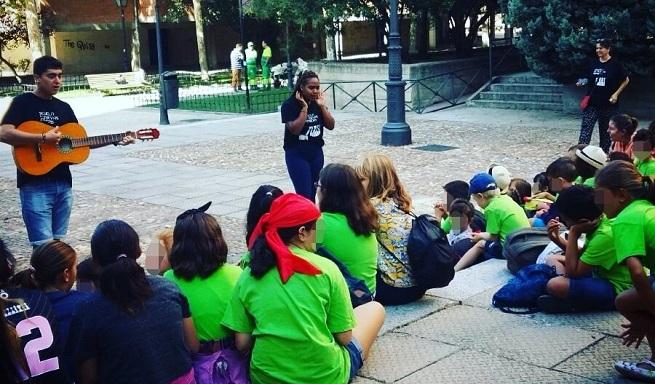 cursos  Campamento de Semana Santa 2021 de Escuela de Nuevas Músicas