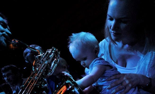 para ninos  Teatralia despide su XXV edición con los conciertos para bebés de Paulo Lameiro