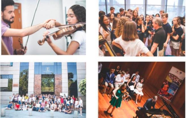cursos de verano 2021  Summer Camp Música y Cultura