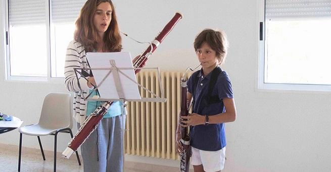 cursos de verano 2021  15º Curso Musical de Valencia de Don Juan