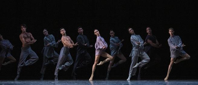 contemporanea danza  La Compañía Nacional de Danza inaugura Madrid en Danza en los Teatros del Canal