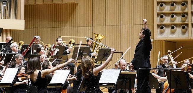 pruebas de acceso  Audiciones para una plaza de Concertino de la Euskadiko Orkestra