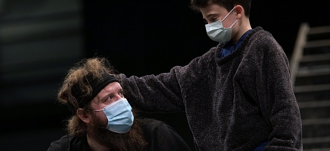 lirica  El Teatro Real estrena una nueva producción de Peter Grimes, de Benjamin Britten