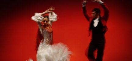 Antonio Correderas e Inmaculada Salomón. 'Estampas flamencas (Zorongo)'.Foto: Pablo Guidali