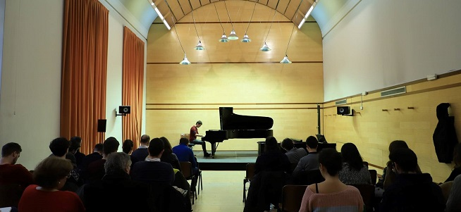 actualidad de centros  Últimos días para el Acceso a los Grados del Real Conservatorio de Música de Madrid