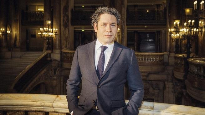 internacional  Gustavo Dudamel, nuevo director musical de la Ópera de París