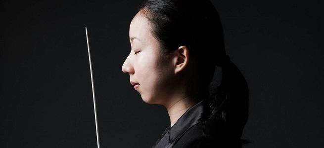 clasica  La directora Nodoka Okisawa debuta esta semana con la Real Filharmonía de Galicia